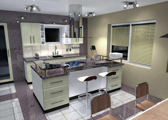 Миленкович - Интерьер кухни