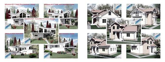 Проекты домов и коттеджей (5) 2