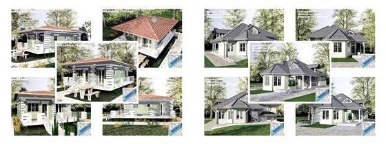 Проекты домов и коттеджей (1) 7