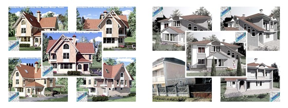 Проекты домов и коттеджей (3) 4