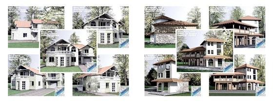 Проекты домов и коттеджей (3) 1