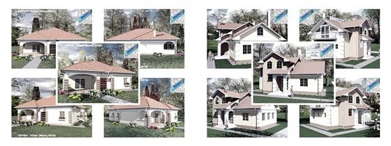 Проекты домов и коттеджей (5) 10