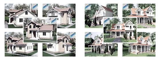 Проекты домов и коттеджей (2) 2