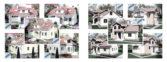 Проекты домов и коттеджей (5) 3