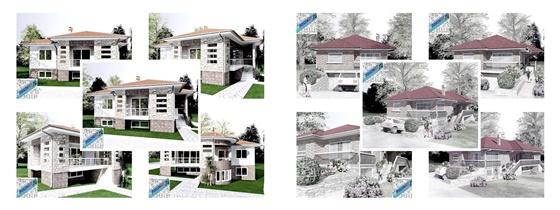 Проекты домов и коттеджей (2) 7