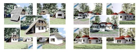 Проекты домов и коттеджей (4) 4