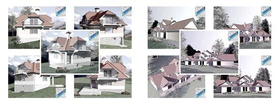 Проекты домов и коттеджей (4) 7