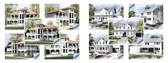 Проекты домов и коттеджей (3) 5