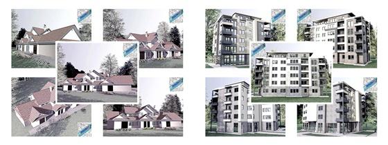 Проекты домов и коттеджей (2) 9