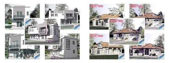 Проекты домов и коттеджей (4) 8