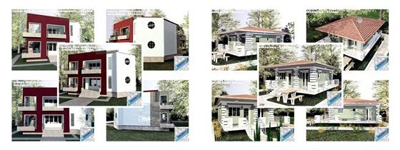 Проекты домов и коттеджей (2) 1