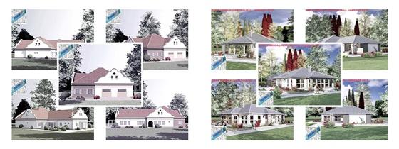 Проекты домов и коттеджей (4) 1