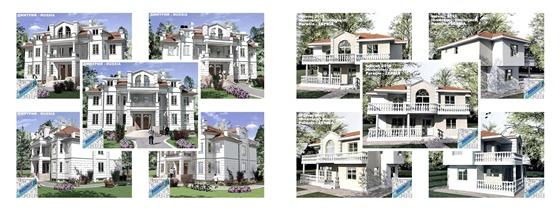 Проекты домов и коттеджей (4) 10