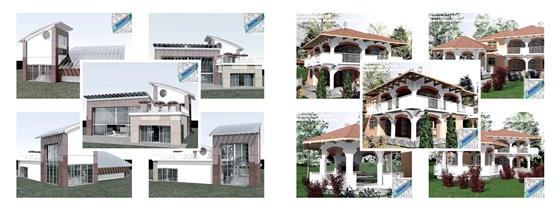 Проекты домов и коттеджей (4) 5
