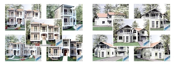Проекты домов и коттеджей (1) 3