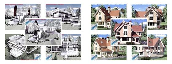 Проекты домов и коттеджей (6) 1