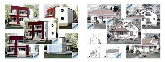 Проекты домов и коттеджей (6) 9