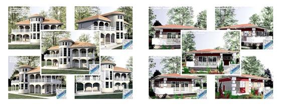 Проекты домов и коттеджей (7) 7