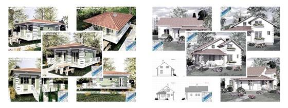 Проекты домов и коттеджей (6) 8