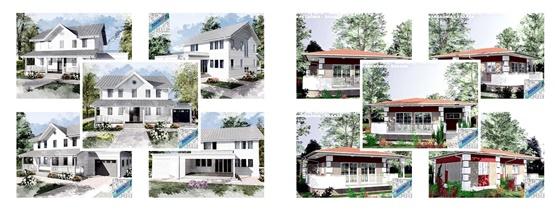 Проекты домов и коттеджей (7) 6