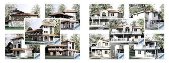 Проекты домов и коттеджей (7) 1