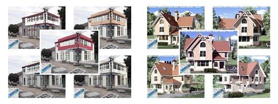 Проекты домов и коттеджей (7) 8