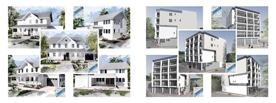 Проекты домов и коттеджей (7) 9