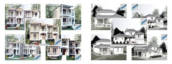 Проекты домов и коттеджей (7) 2