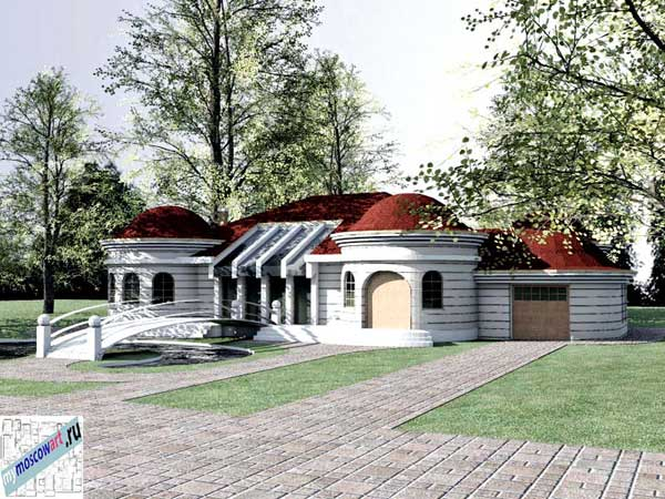 Проект дома - Баришич