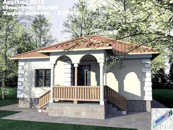 Проект дома - Боян